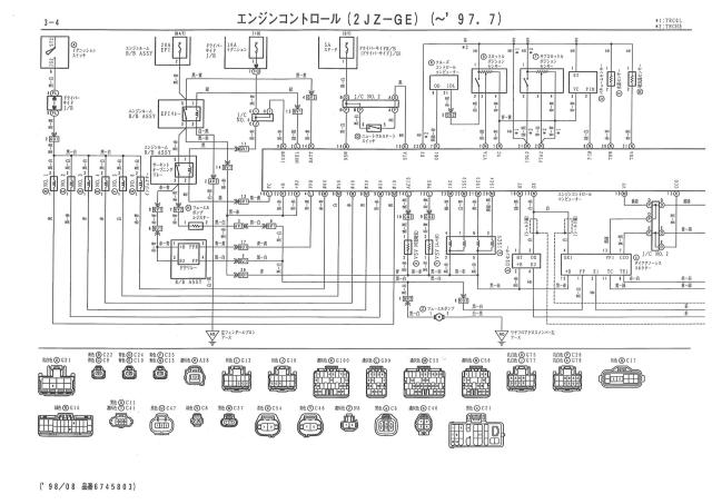 Jzge Vvti TPS Question NEED HELP - Wiring diagram toyota 2jzge
