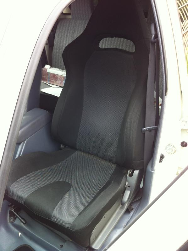 making a car seat more comfortable or comfy factory seats. Black Bedroom Furniture Sets. Home Design Ideas